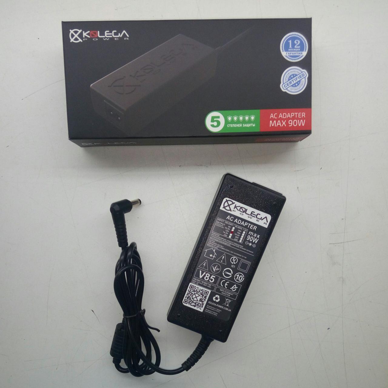 Адаптер питания ноутбука Asus  12v  3.42A 72W 4x1.35