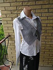 Рубашка женская двойка стрейчевая LADY ELITE, фото 2