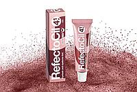 Рефектоцил краска для бровей и ресниц красная №4.1, Рефектосил