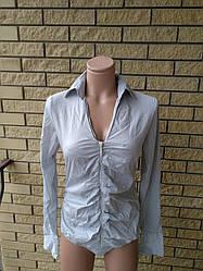 Рубашка- бодик женская стрейчевая LADY ELITE