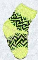 Шкарпетки дитячі орнамент
