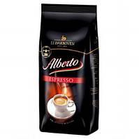 """Кофе в зернах J.J.Darboven Alberto """"Espresso"""" 1 кг"""