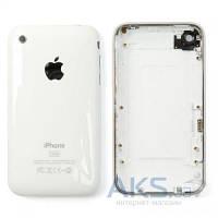 Задняя часть корпуса (крышка аккумулятора) Apple iPhone 3G 16GB White