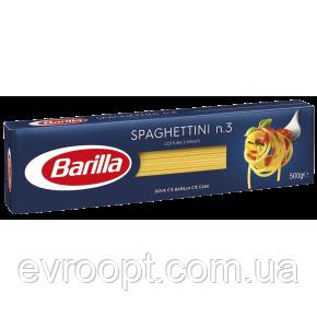 Макароны Barilla Spaghettini n.3 - 500 г