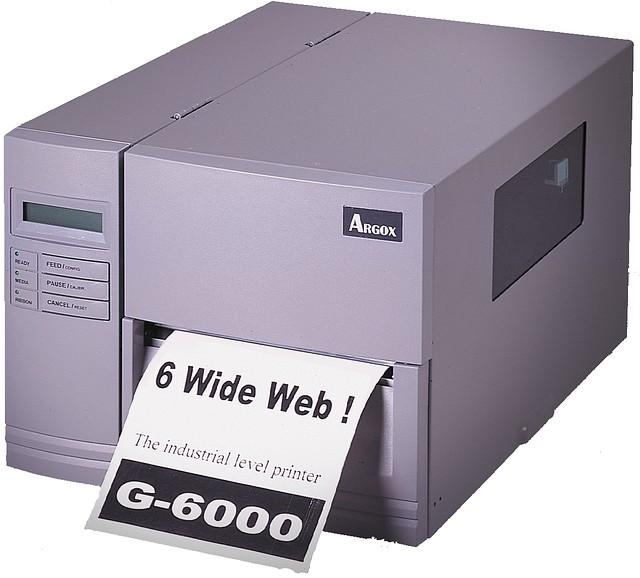 Промышленный принтер этикеток Argox Grand 6000
