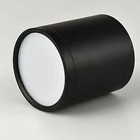 Накладной точечный светильник LED - 10w [ Aluminium Black ], фото 1