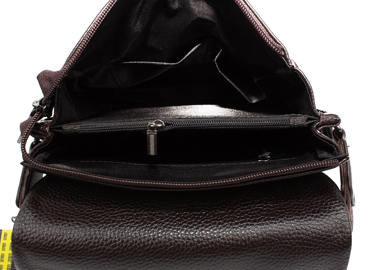 ... Сумка мужская большая кожаная планшет коричневая Giorgio Armani 7911-3,  фото 5 0e3df0409c0