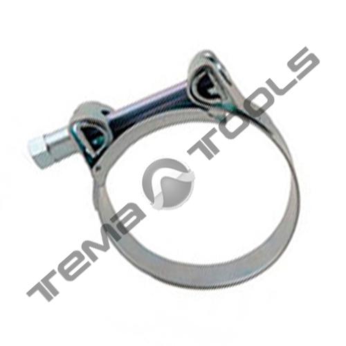 Хомут усиленный TORK 174-187 мм W1 одноболтовый