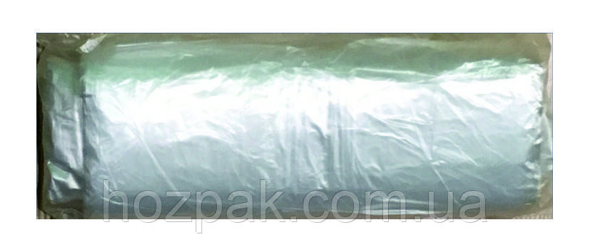 Пакети фасувальні в рулоні, ролик №2 (18х27) 100шт.