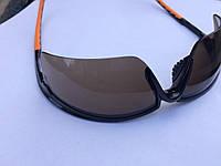 3М очки спортивные, линзы коричневые поликарбонат, защита от УФ