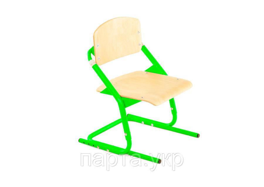 Растущий стул школьнику ПР-02, разные цвета