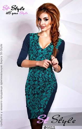 Платье Букле ъ124