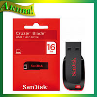 SanDisk USB Cruzer Blade 16GB!Хит цена