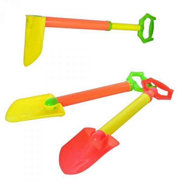 Детский водяной насос 8833/B 1-2-3 в виде лопаты