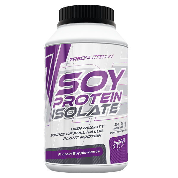 Протеин Soy Protein Isolate  650Г JAR