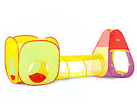 Детская палатка 301 TOBI TOYS 3 в 1 , фото 1