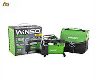 Автокомпрессор WINSO 7 Атм., 35 л/мин, включение в прикуриватель, 121000 (Польша)