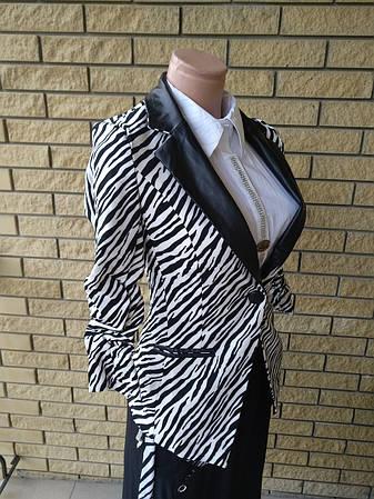 Пиджак женский брендовый VAN GILS, фото 2