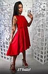 Женское хлопковое платье свободного кроя (4 цвета), фото 3
