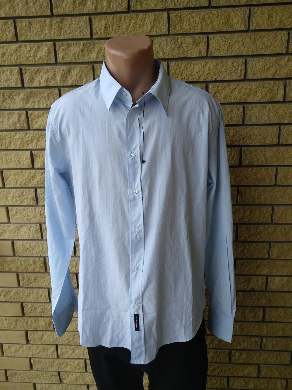 Рубашка мужская летняя коттоновая брендовая PRODIGY