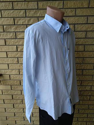 Рубашка мужская летняя коттоновая брендовая PRODIGY, фото 2