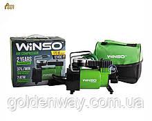 Автокомпрессор WINSO 7 Атм., 37 л/мин, включение в прикуриватель, 122000 (Польша)