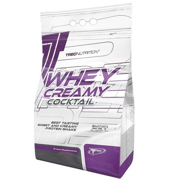 Протеин Whey Creamy Cocktail  750Г