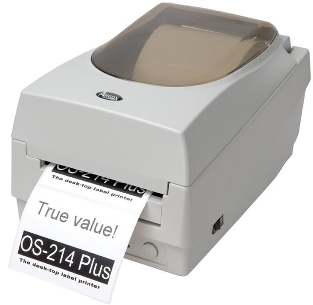Argox OS-214TT Plus Настольный термо и термотрансферный принтер этикеток