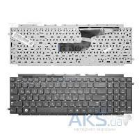 Клавиатура для ноутбука Samsung 370R4E-S01 370R4E RU,Black,Without Frame
