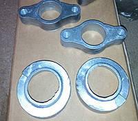 Проставки Hyundai Sonata / Хюндай Соната для поднятия клиренса комплект 2005-2010
