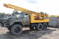 Буровая установка на базе ЗИЛ 131 УРБ-2А2 ЗИВ