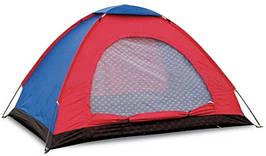 Палатка 2-х местная универсальная SY-004 (200x150x110 см, PL)