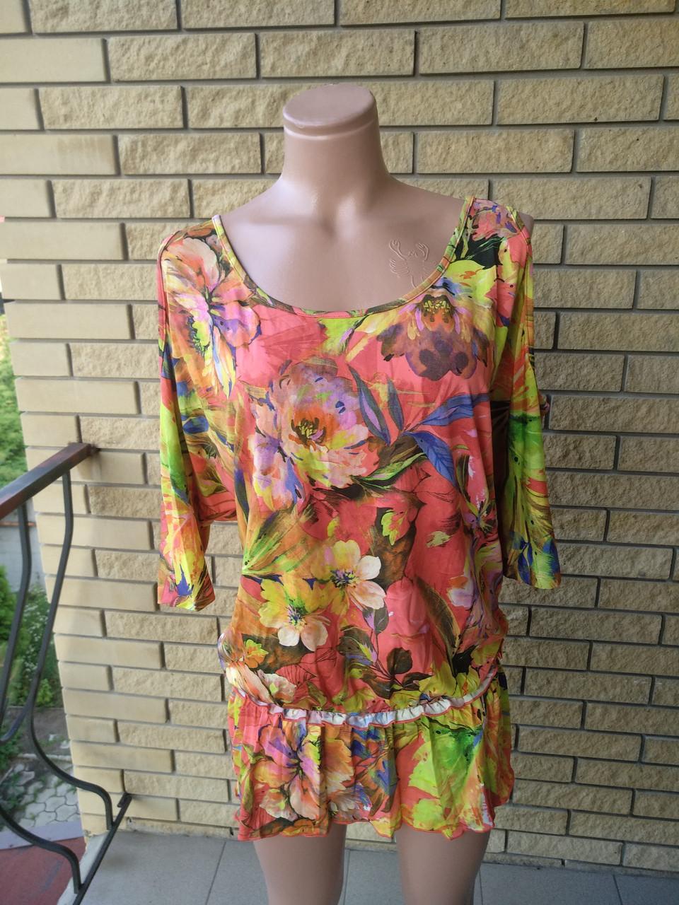 Платье летнее  стрейчевое брендовое  ZEAN