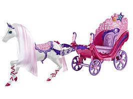 Кареты, лошади, пони