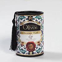 "Набор ""Тюльпан"" натуральное оливковое мыло Olivos Ottoman Bath series Tulip 2х100г"