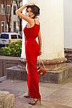 Женское летнее шелковое платье (4 цвета), фото 3