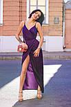 Женское летнее шелковое платье (4 цвета), фото 5