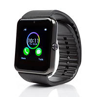 Умные часы телефон Smart Watch GT08 Black