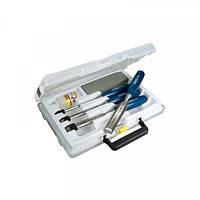 Набор стамесок 4 ед. (с заточным набором, пластиковый кейс) серия Stanley OPP 5002 0-16-130 Stanley