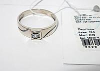 Мужское серебряное кольцо 14649-Ч