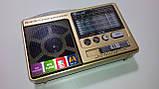 Радиоприемник многодиапазонный GOLON RX-181, FM/AM/SW(1-6), USB/microSD, mp3, аккумулятор Li-Ion 600mAh BL-5С, фото 3