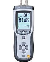 DT-8920 Манометр, измеритель скорости, объемного расхода и температуры воздуха