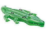 Двухместный надувной плотик крокодил, фото 3