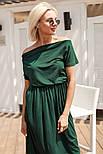 Женское платье в пол турецкая вискоза (6 цветов), фото 2