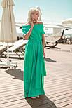 Женское платье в пол турецкая вискоза (6 цветов), фото 7