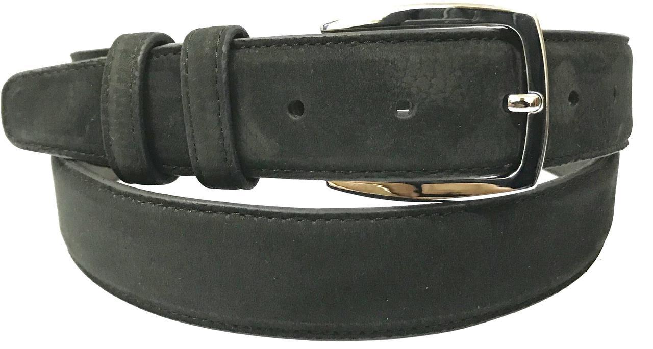 Ремень мужской Pellagio 35111-38 3,5см черный
