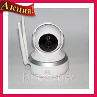 HD камера видеонаблюдения с двумя антеннами и громкой связью GC13HF!Хит цена