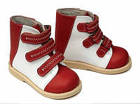 Ортопедические ботинки демисезонные р.27-30