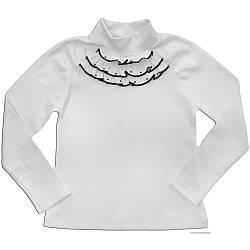 Блуза шкільна ошатна оптом