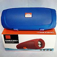 Защищенная bluetooth - колонка JBL Charge mini 3+ синяя, фото 1